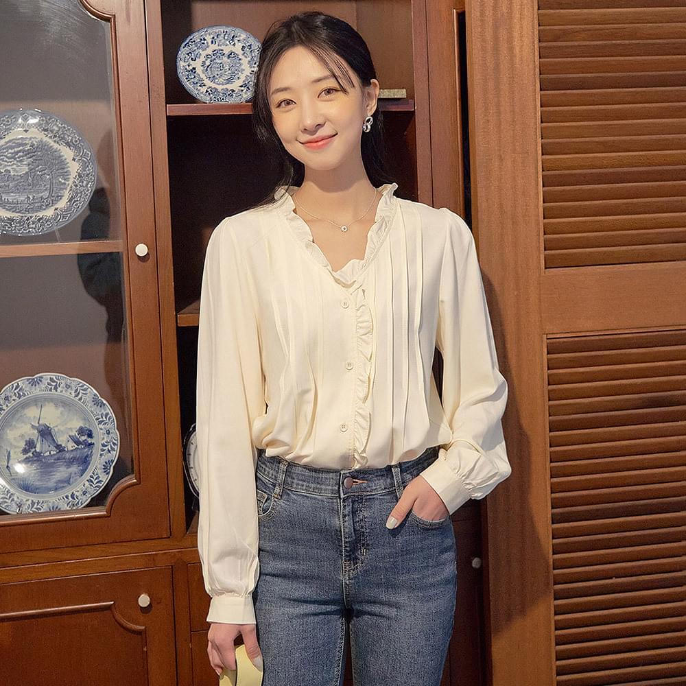 Ellis blouse