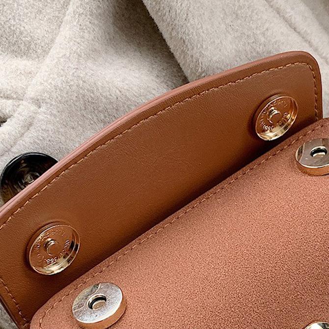 Daily fashion bucket cross shoulder bag