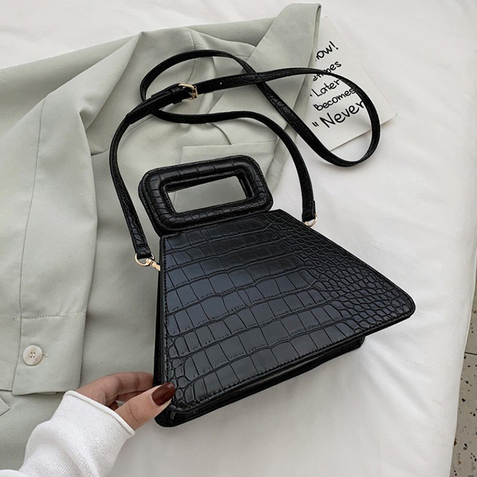 Shue Crevice Fashion Cross Shoulder Bag