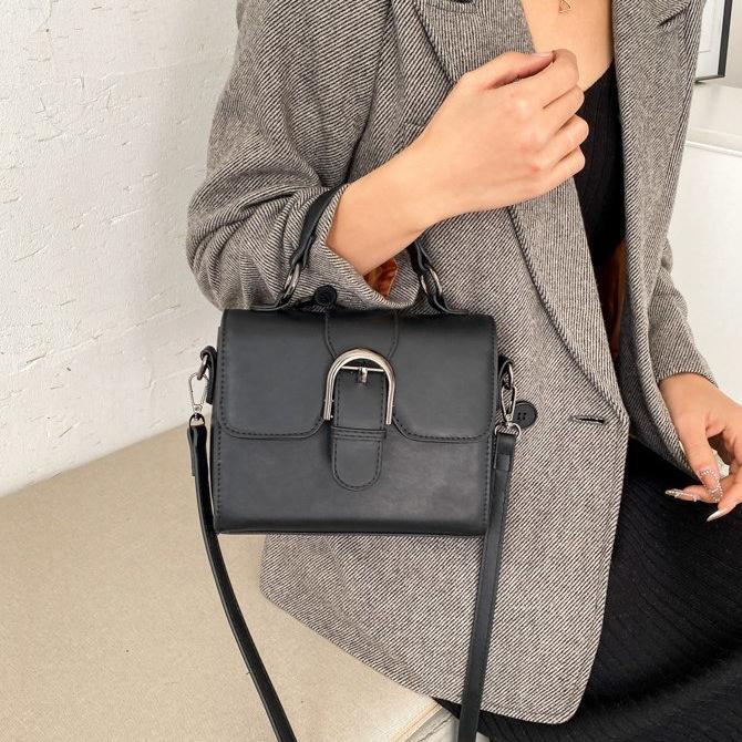 Rumi Basic Retro Fashion Crossbody Bag