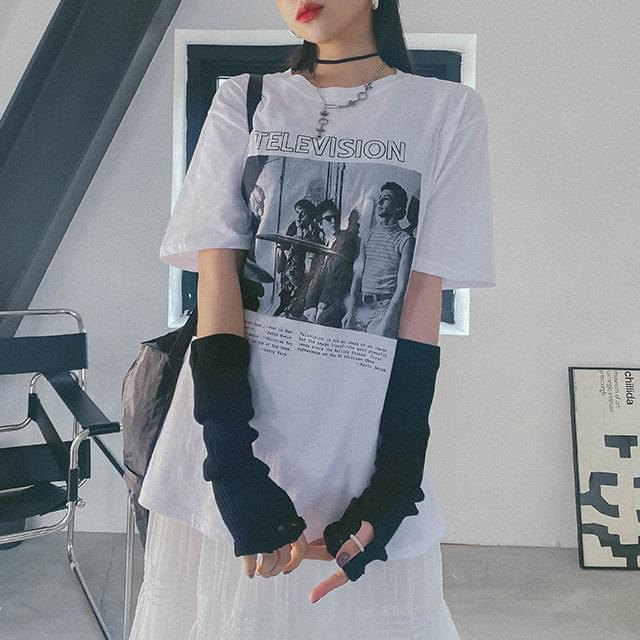 Loose-fit Never Printing T-shirt (Delayed delivery)