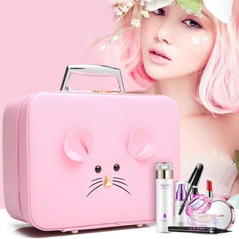 韓國空運 - Cutie Makeup Base Pouch Bag 手拿包