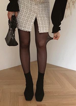 Simple Item 20D Big Size Pantyhose