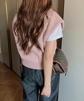 Noiber Knitwear Vest