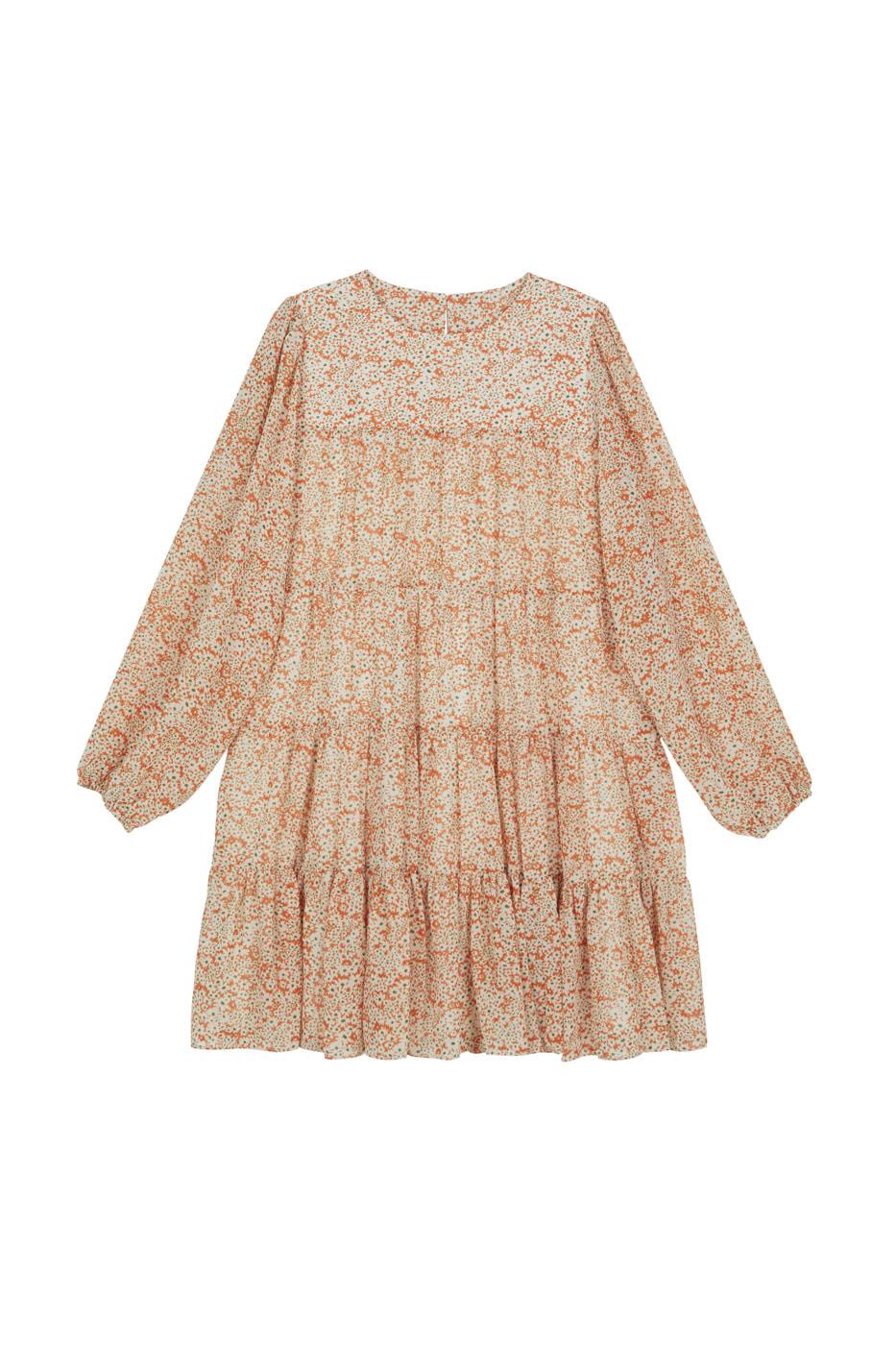 Tiny flower mini dress