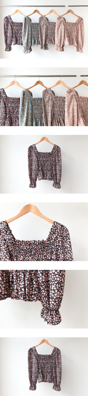 272 pierced smoking blouse