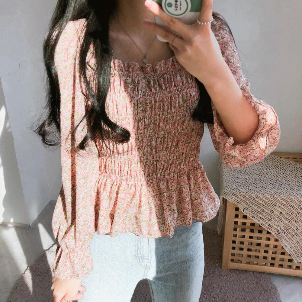 272 pierced smoking blouse 襯衫