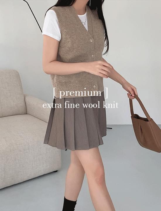 Norton wool vest