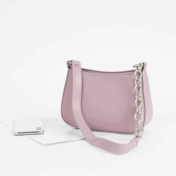 550 half-chain strap shoulder bag 肩背包