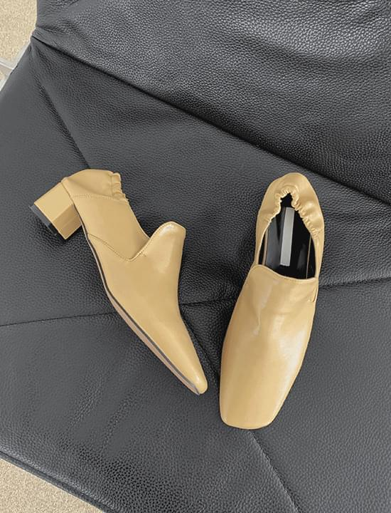 Glue Middle Loafers