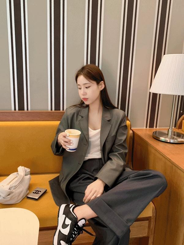 韓國空運 - Stitch Formal Jacket 夾克外套