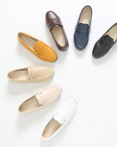 Bonita full-heeled penny loafers NE LFLTR3b1010c0 樂福鞋