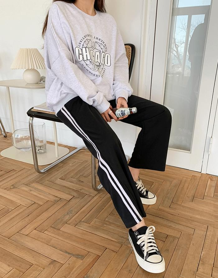 Easy Hip Han Line Pants 長褲