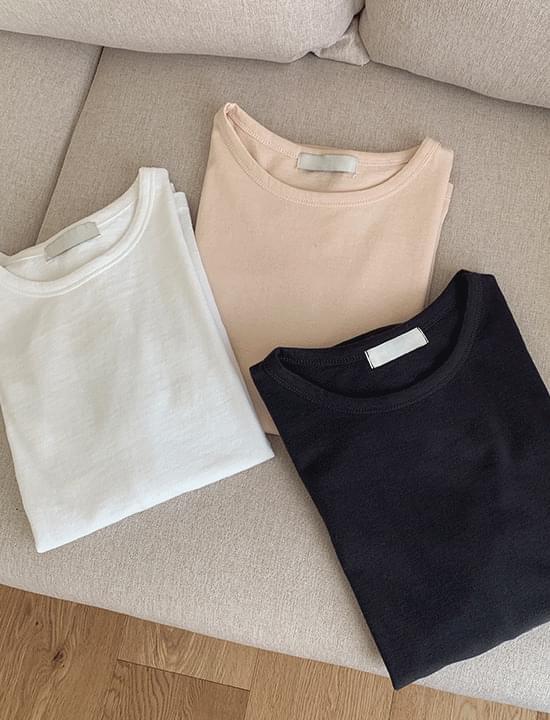 Melting Basic Short Sleeve