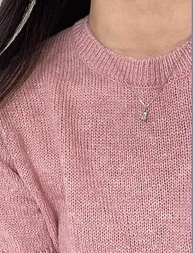 Mini bear necklace necklace