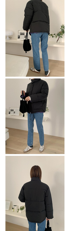 Salt date Fleece-lined denim pants