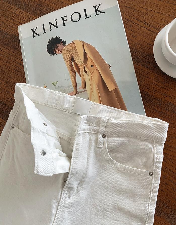 Spandex Cotton Pants 長褲