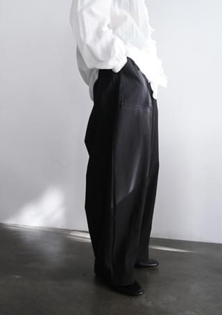 cotton pot pants