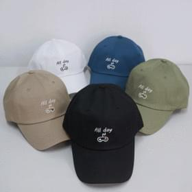Day game embroidered ball cap 帽子