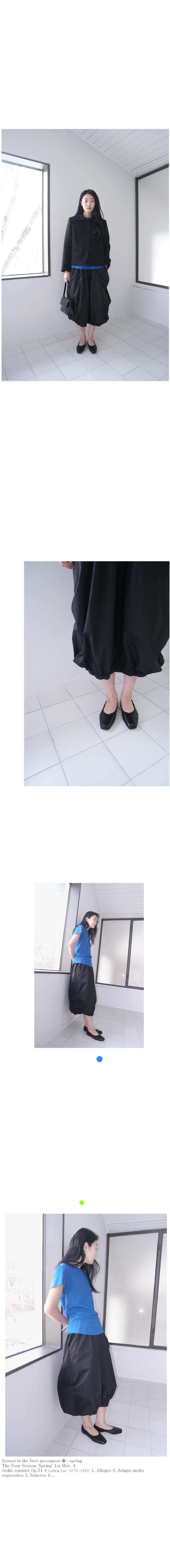 color block wrinkle loafer
