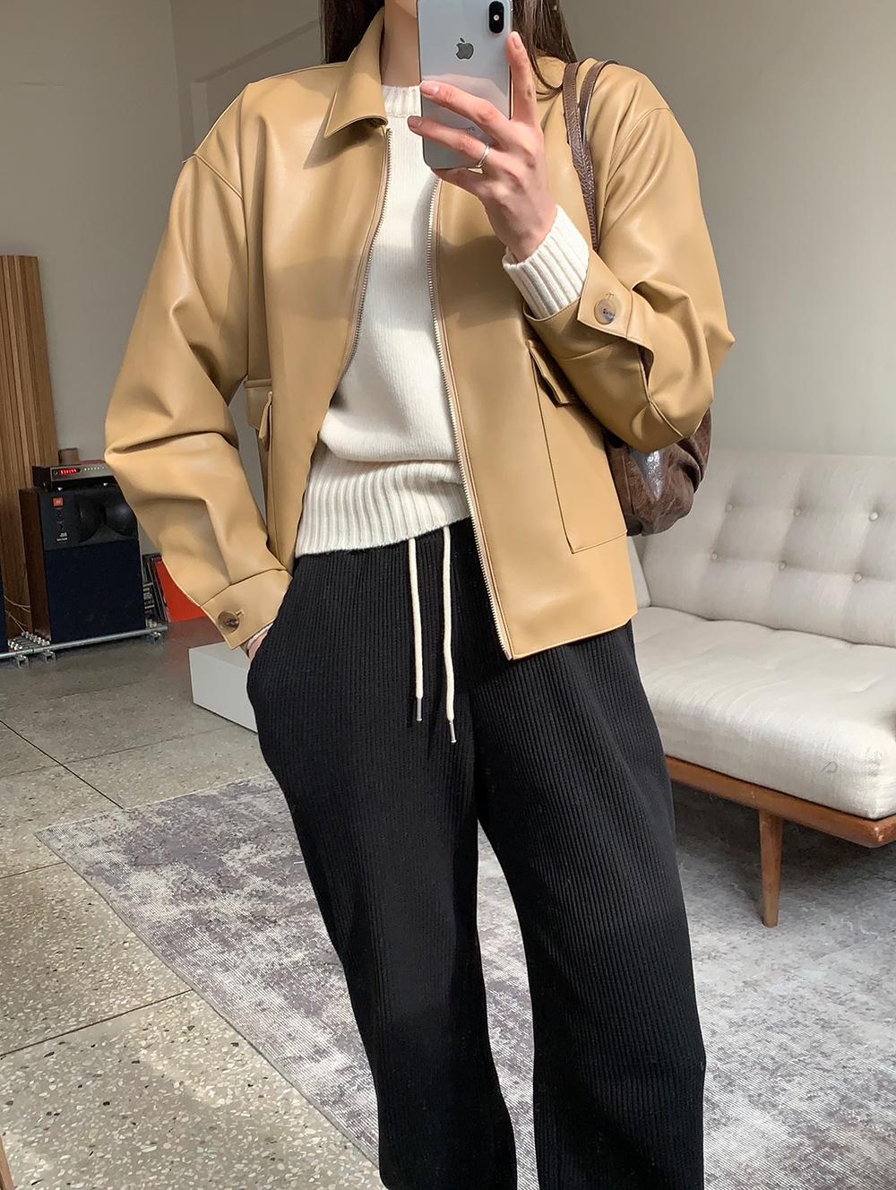 Nice Leather Jacket