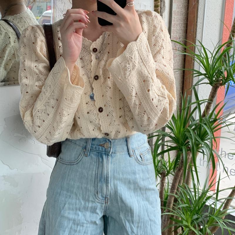 bl3702 rennis wave blouse