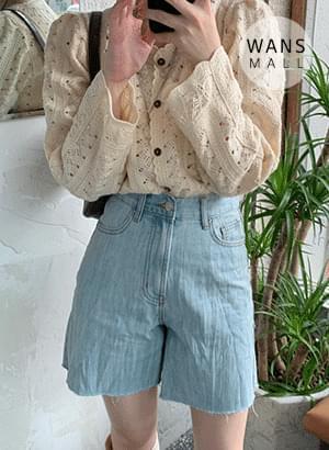 bl3702 rennis wave blouse 襯衫