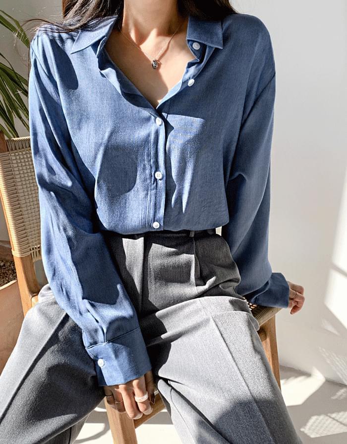 Blue Chic Shirt