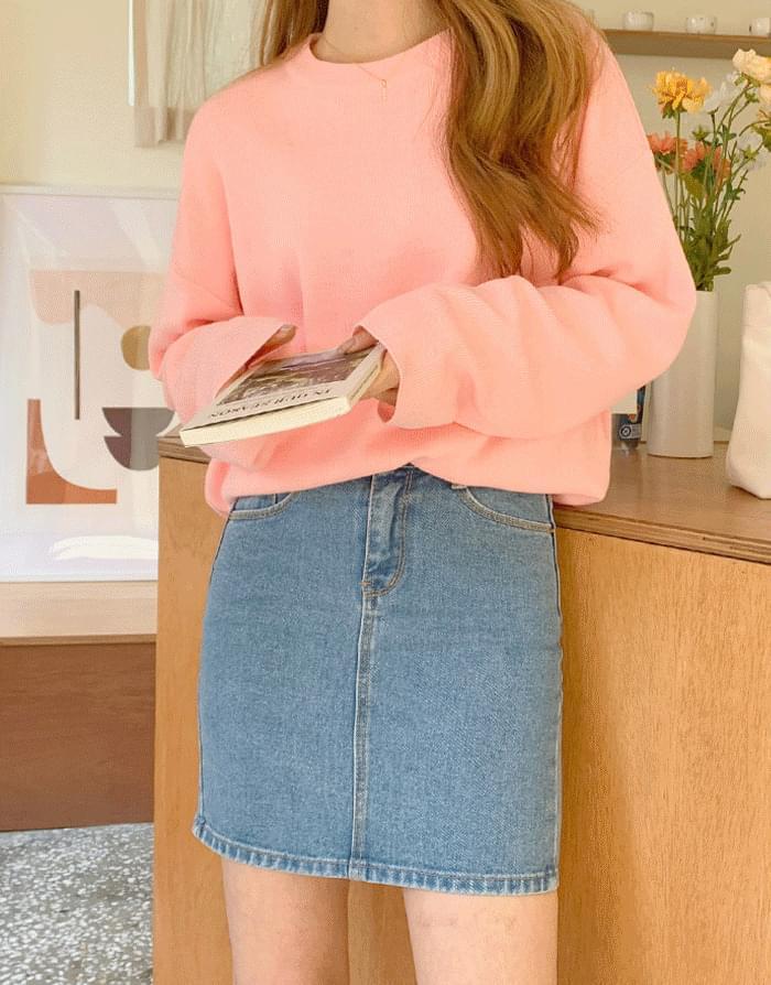 Genne Daily Loose-fit Knitwear