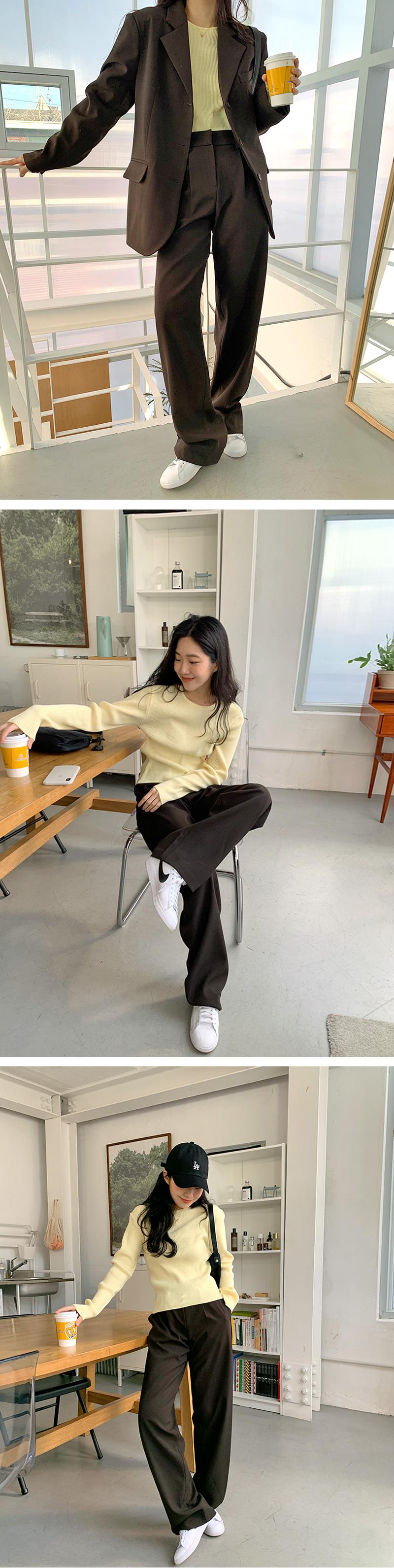 Katie tailored single jacket