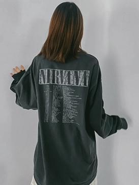Pigment Senmu Printing T-shirt 長袖上衣