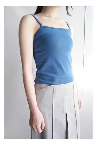 horizon line sleeveless top