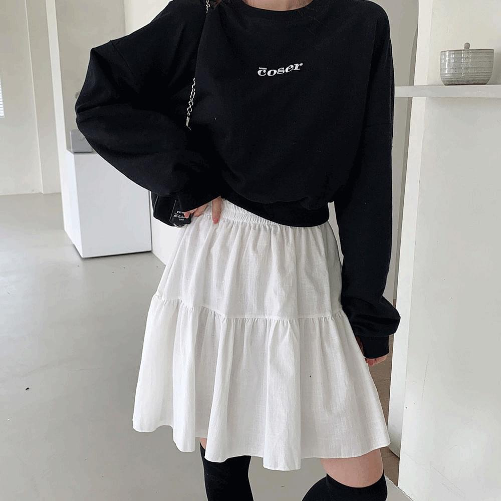 Cantata cancan mini skirt
