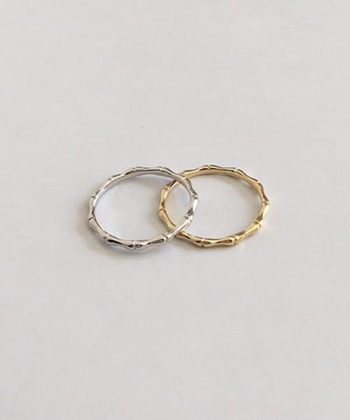 bamboo ring リング