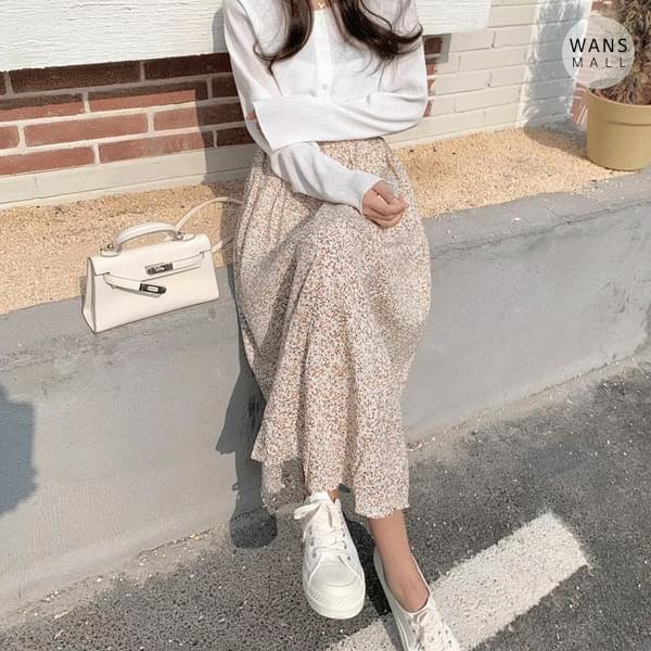 sk3718 sally flower skirt (Delayed delivery)