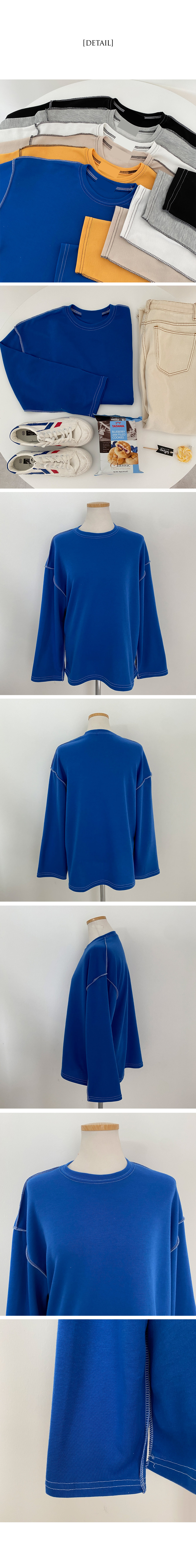 Lego stitch long-sleeved T-shirt