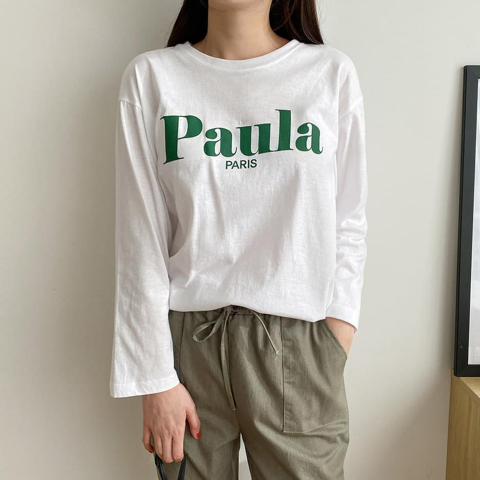 Paula paris T-shirt