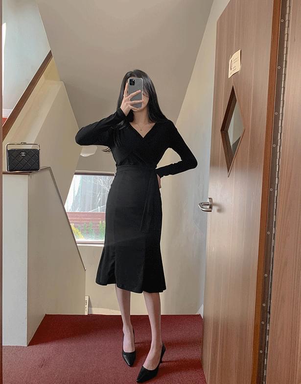 韓國空運 - Ezmi Lablong ops 長洋裝