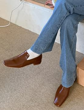 Bella Square Flat Loafers 樂福鞋