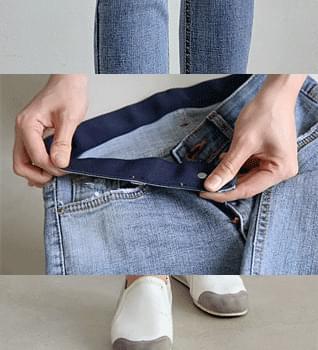 Fisher Inband Slim Fit Jeans #76089