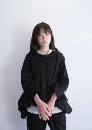 avant balloon blouse ブラウス