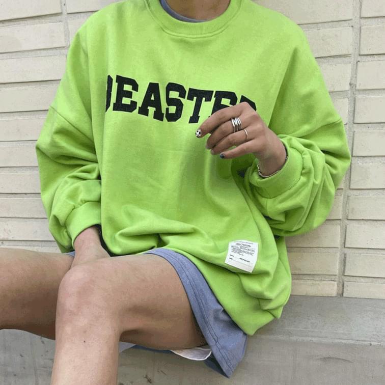 Beast label Sweatshirt