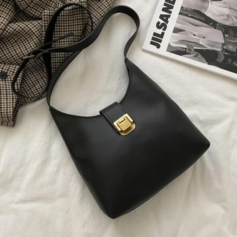 Motion retro bucket shoulder bag 肩背包