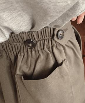 Delight cotton short pants