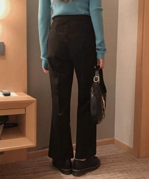 Hilodi Flared slacks pants