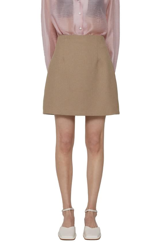 Dove mini skirt