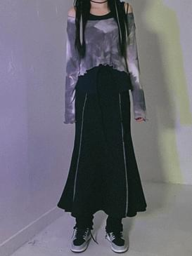 Minnie's long skirt 裙子