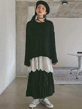 Loose-fit Fit Denti Knitwear 針織衫