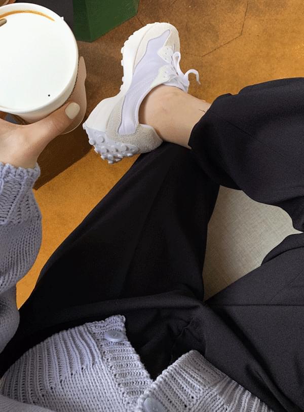 Rosian jogger pants / black 長褲