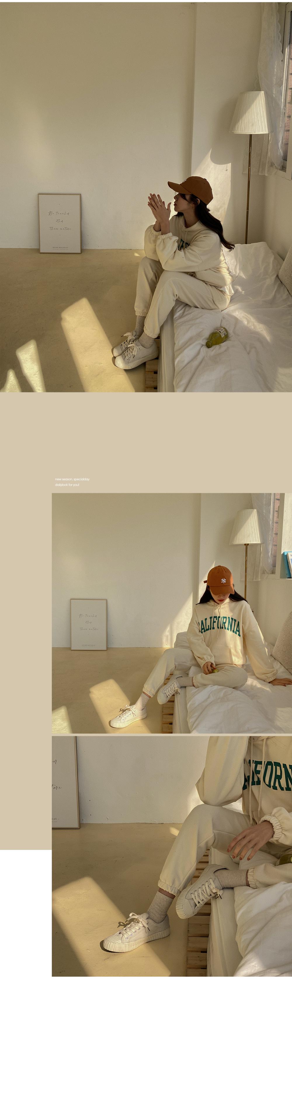 Callie Hood, Jogger Pants-set